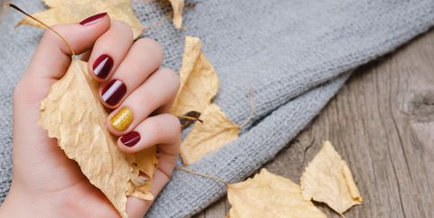20 Thanksgiving Nails Nail Designs Colors For Thanksgiving 2018