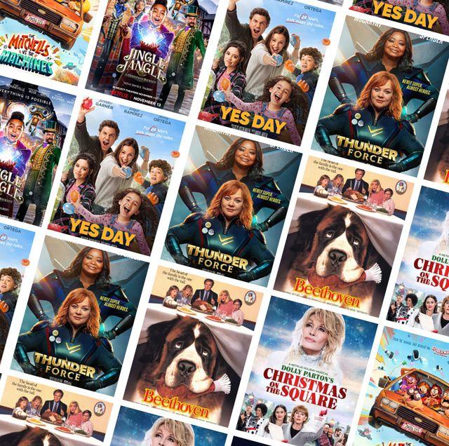 thanksgiving netflix movies