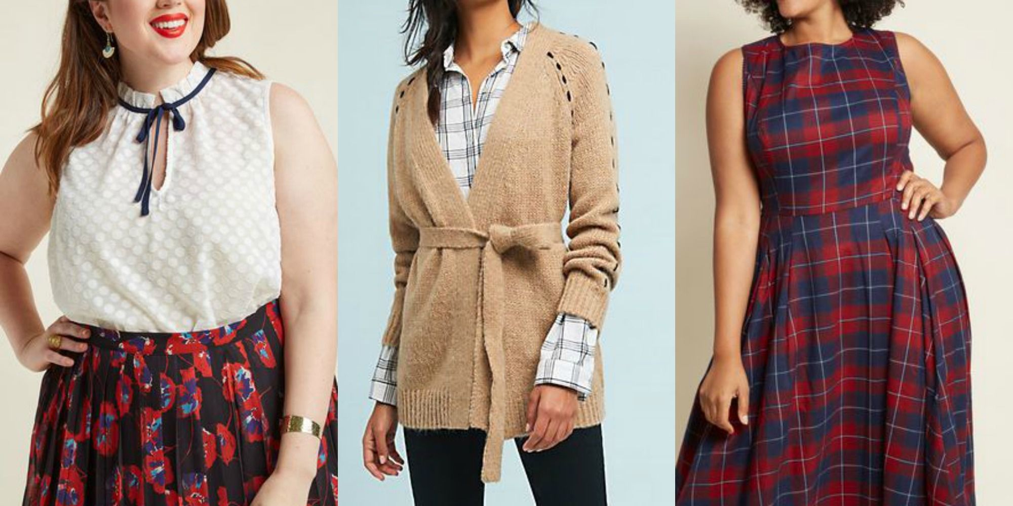 26b2ff572ae 20 Cute Thanksgiving Outfits - What to Wear on Thanksgiving 2018
