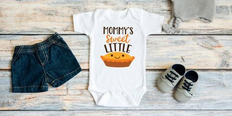 bc0ebe80235b 15 Cute Baby Thanksgiving Outfits - Infant Clothes for 1st Thanksgiving
