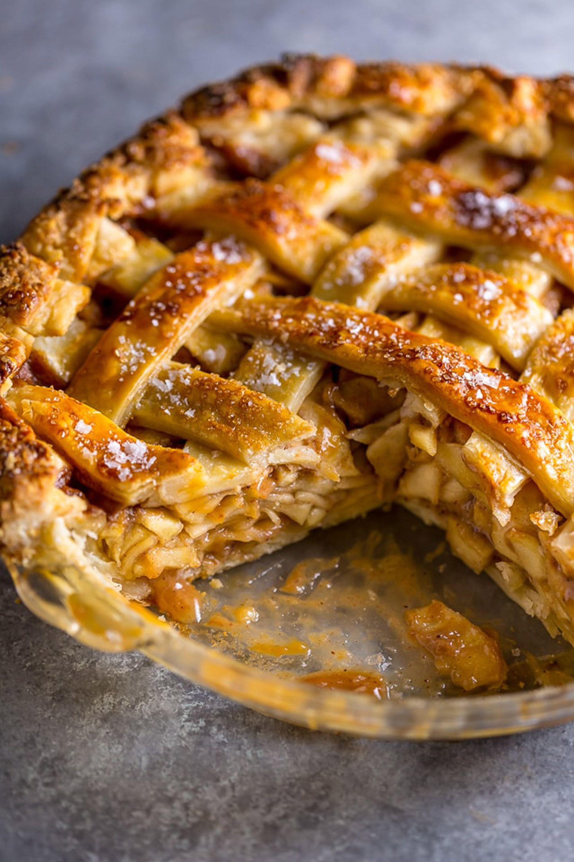 thanksgiving pies apple