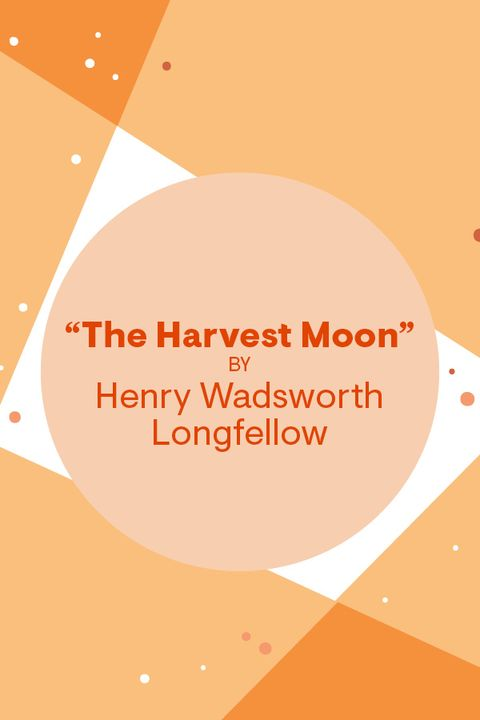 thanksgiving poem by henry wadsworth lonngfellow