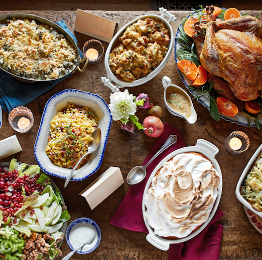 30 Thanksgiving Potluck Ideas Recipes