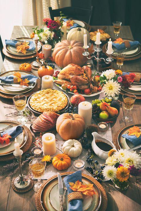 thanksgiving prayers food friends