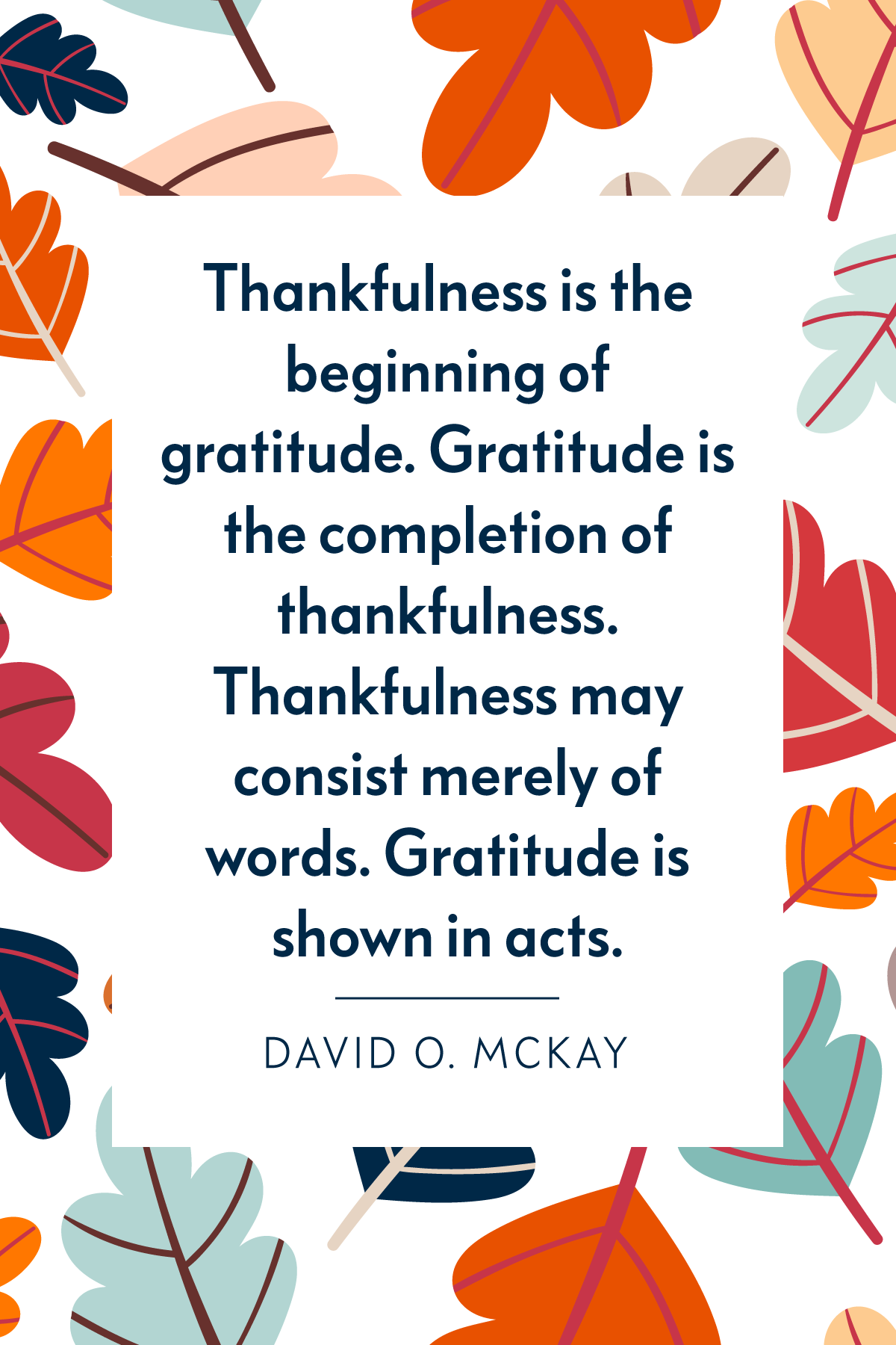 thanksgiving quotes and blessings