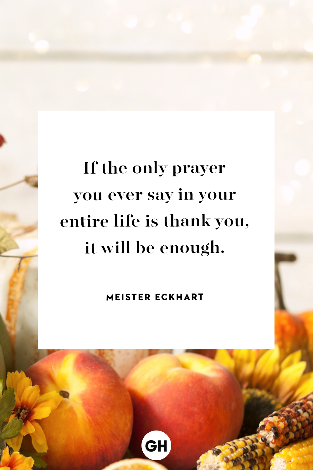 32 Best Thanksgiving Quotes - Inspirational and Funny Quotes