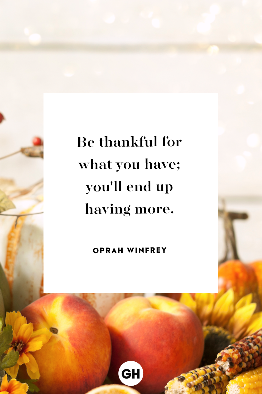 32 Best Thanksgiving Quotes - Inspirational and Funny Quotes ...