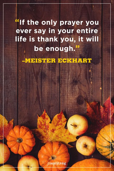 Motivational Quotes For Thanksgiving Day: 50 Best Thanksgiving Day Quotes