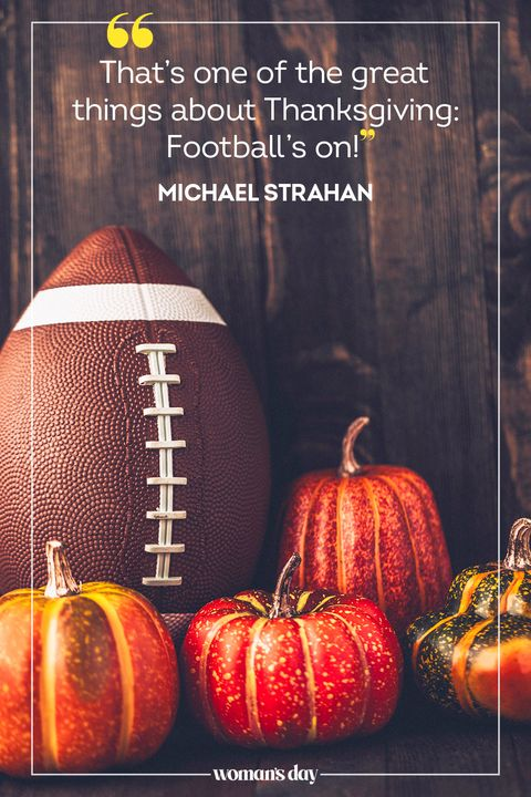 thanksgiving quotes michael strahan