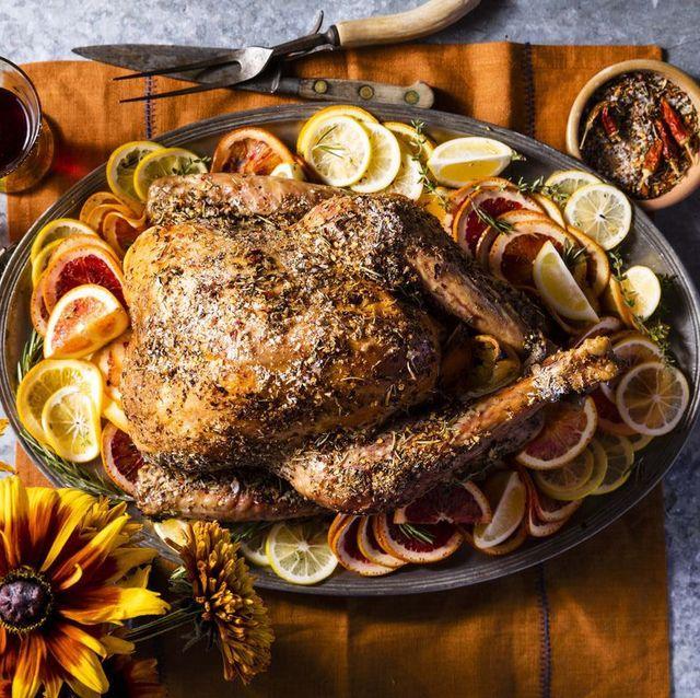 citrus turkey