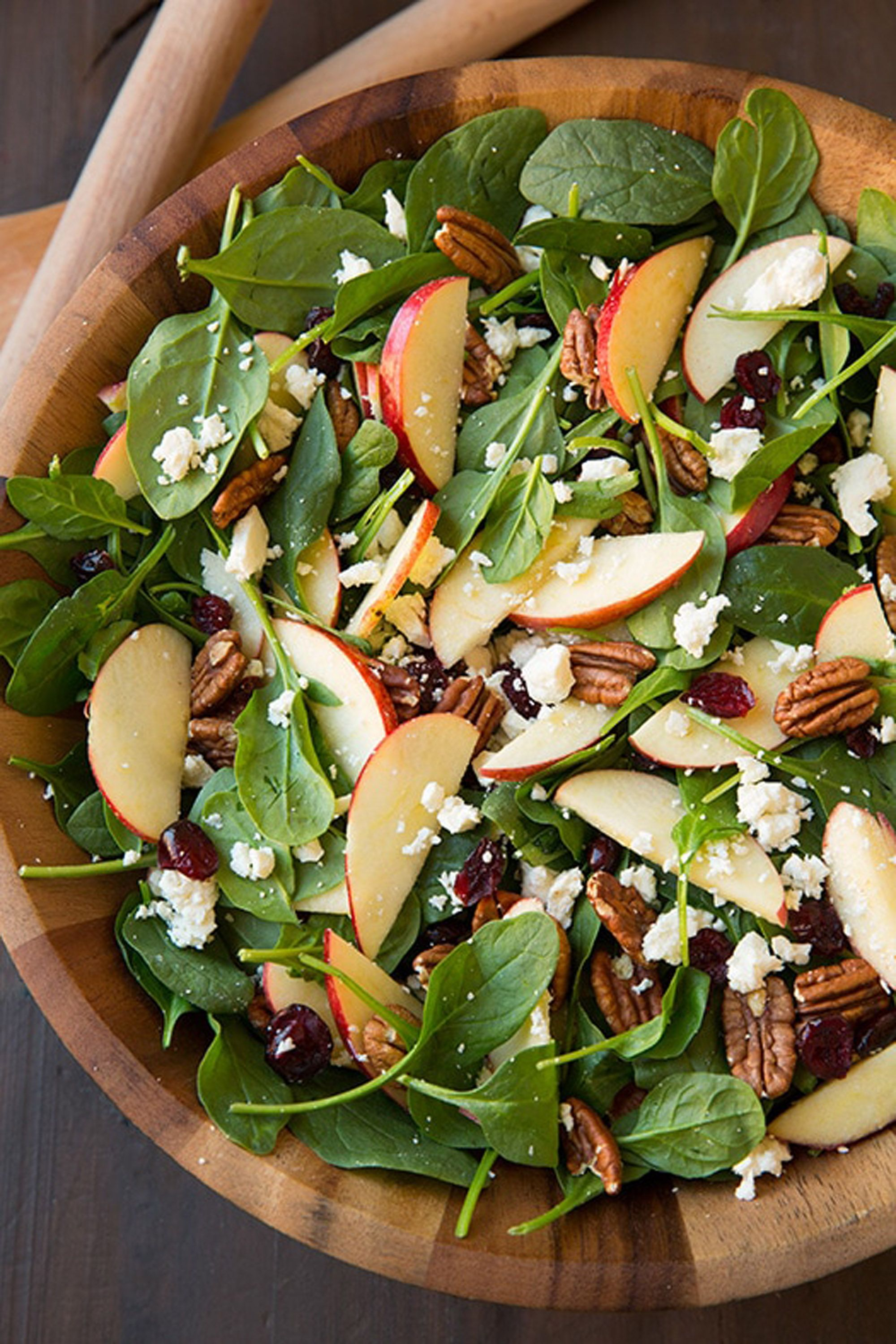thanksgiving salad apple