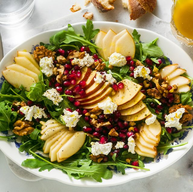 25 Best Thanksgiving Salad Recipes Easy Side Salad Ideas For Thanksgiving