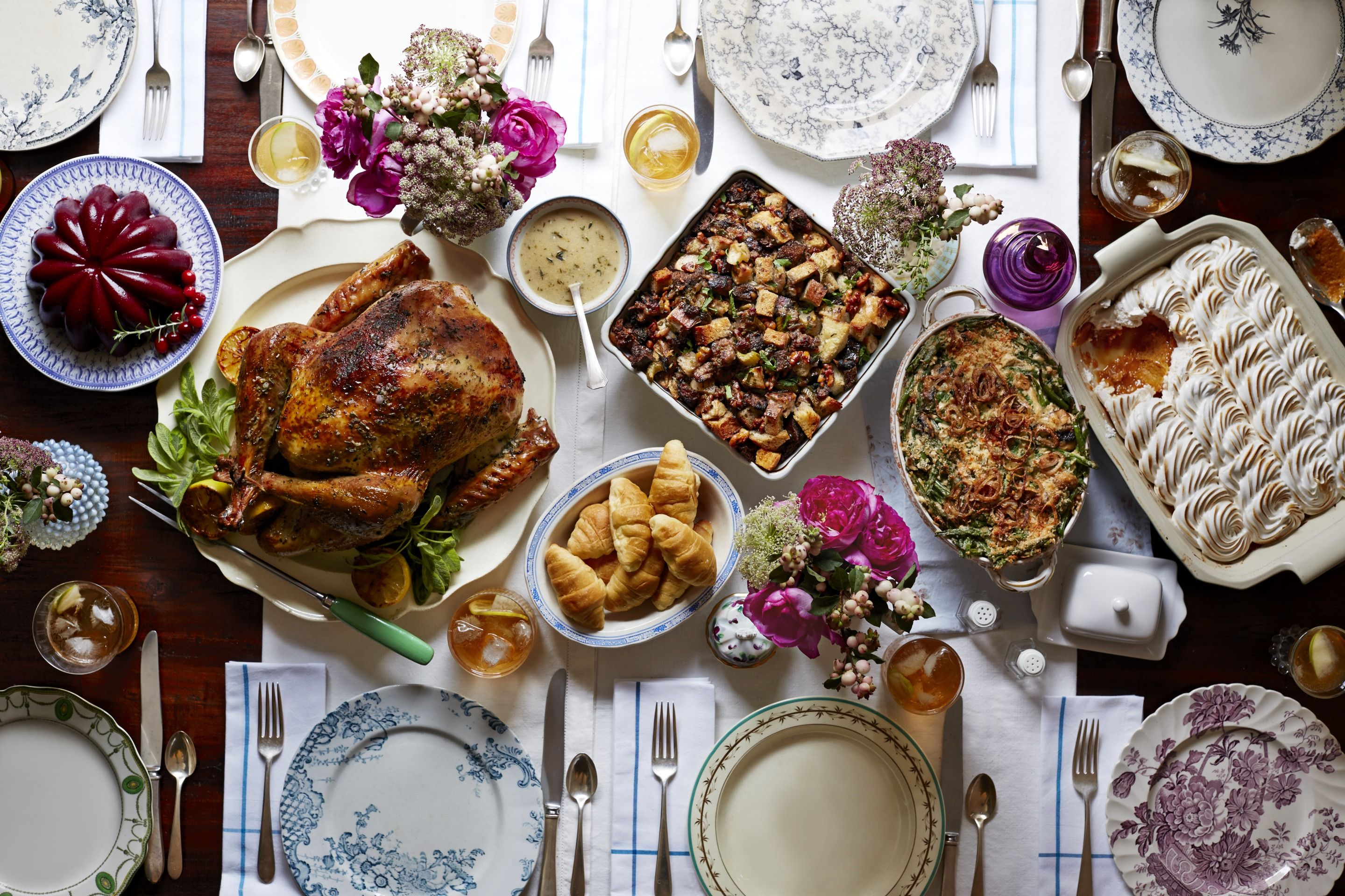 The Only Thanksgiving Shopping List You'll Ever Need