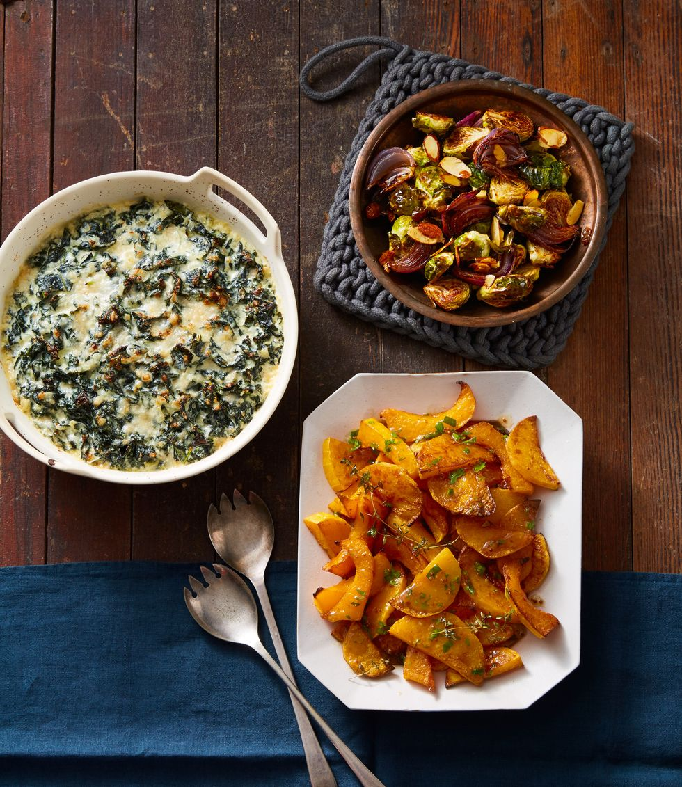 50 Best Thanksgiving Side Dishes That Steal the Show