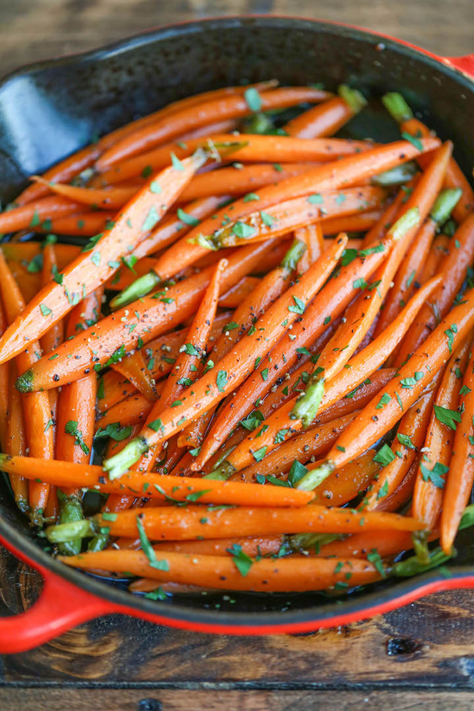 thanksgiving side dishes carrots