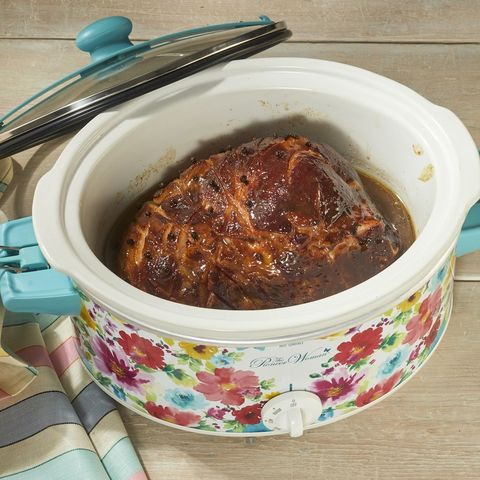 slow cooker ham in pw slow cooker