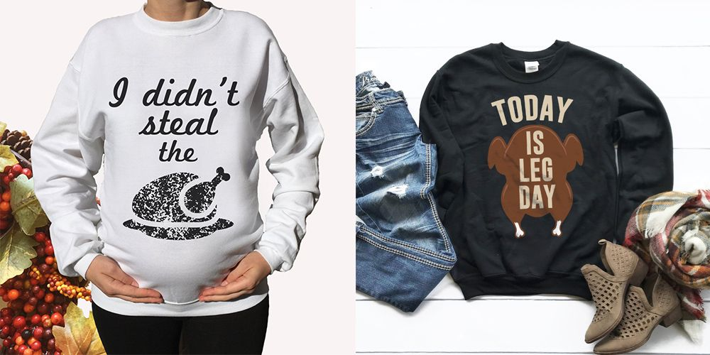 10 Necessary Thanksgiving Sweaters for Your Big Meal