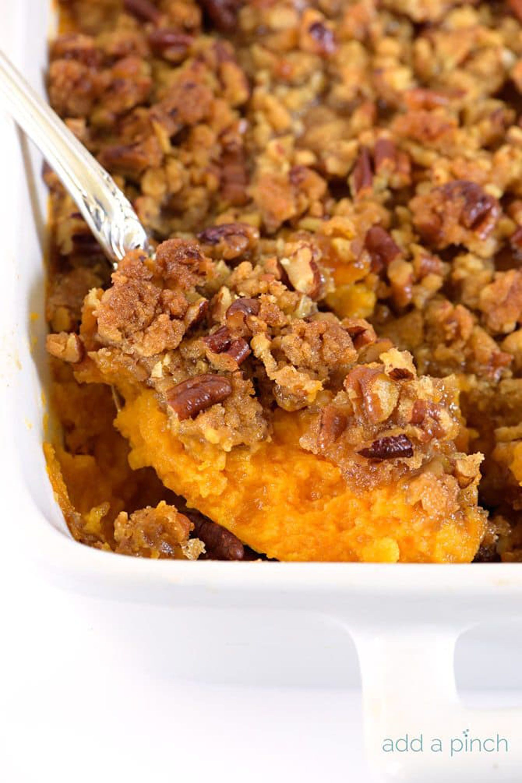 thanksgiving sweet potato casserole southern