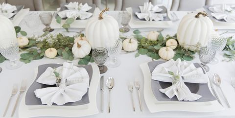 Thanksgiving Table Ideas 20 Table Settings For Thanksgiving