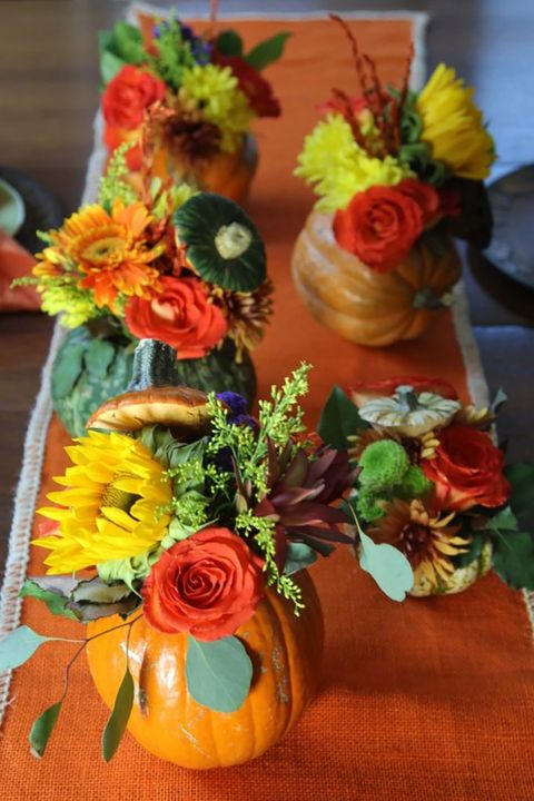 65 Fall And Thanksgiving Centerpieces Diy Ideas For Fall