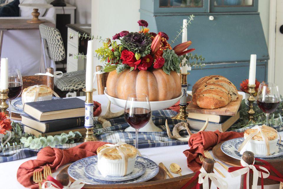 35 DIY Thanksgiving Centerpieces Thanksgiving