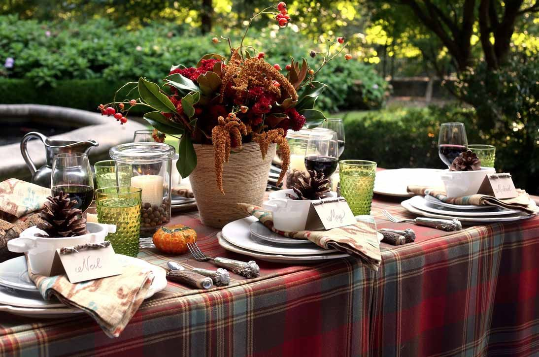 Thanksgiving Table Ideas , 30+ Table Settings for Thanksgiving