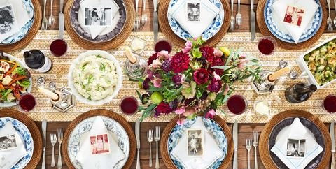 20 Thanksgiving Table Setting Ideas — DIY Fall Tablescapes
