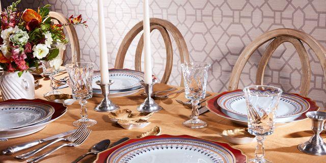 VERANDA's Secrets to Setting the Most Beautiful Thanksgiving Table