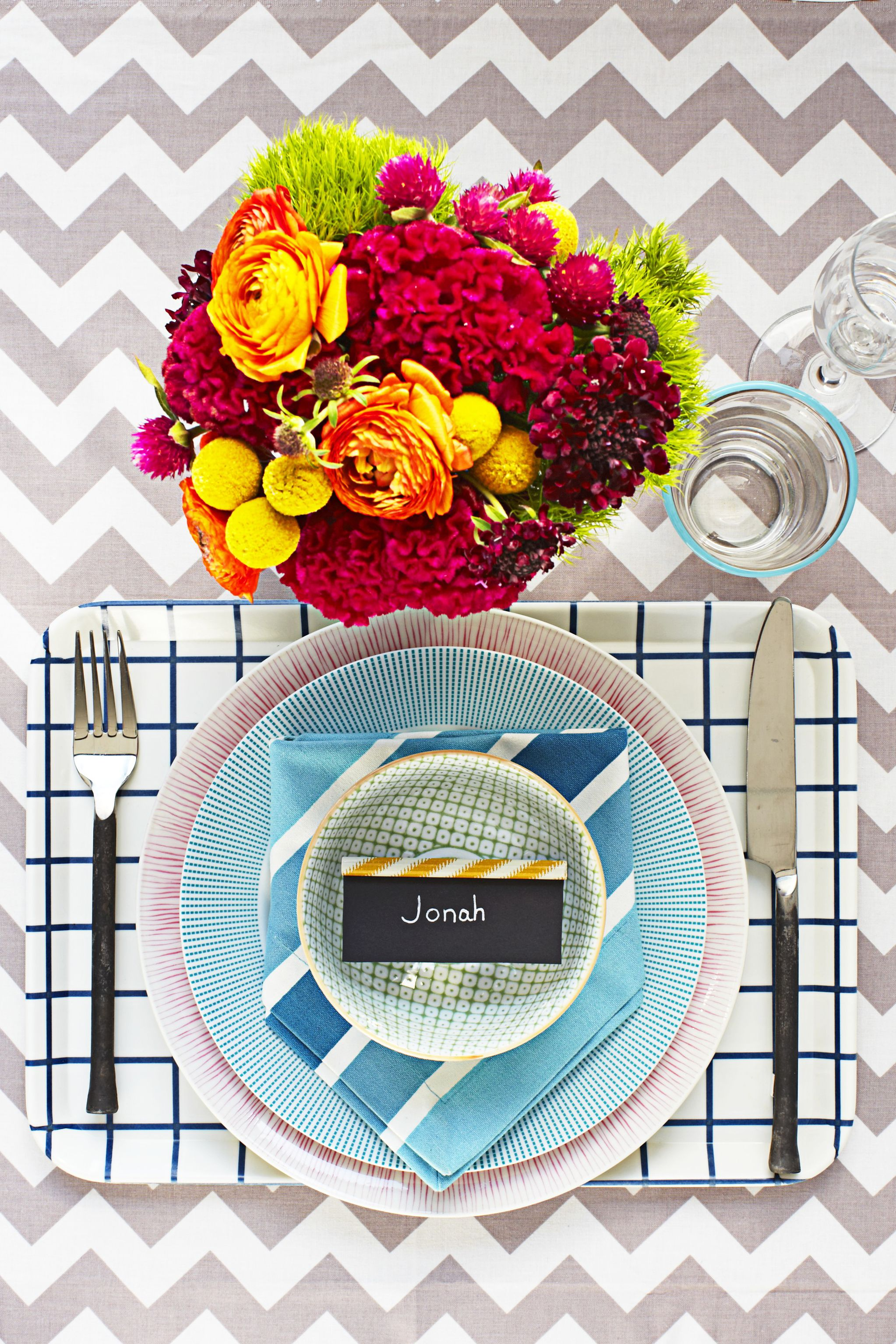 18 DIY Thanksgiving Table Setting Ideas - Table Decor and Place ...