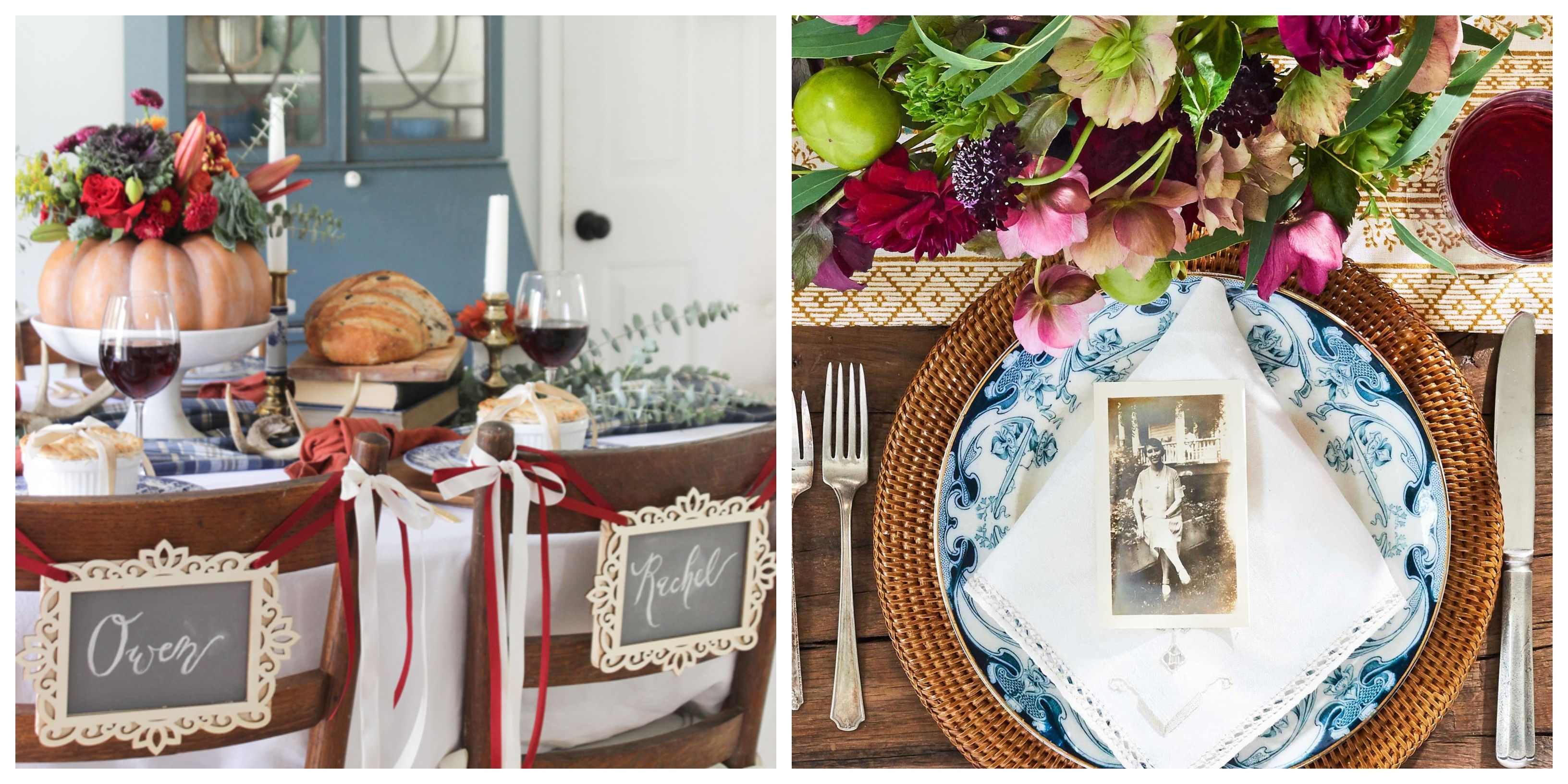 40 Thanksgiving Table Settings Tablescapes Decoration Ideas