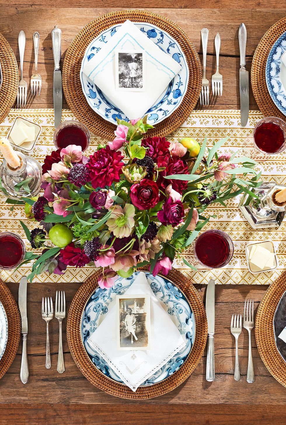 60 Diy Thanksgiving Table Setting Ideas Table Décor And Place Settings For Thanksgiving