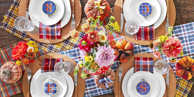 45+ Elegant and Easy Thanksgiving Table Settings