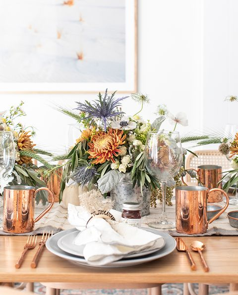 35 Thanksgiving Centerpiece Ideas Unique Thanksgiving Centerpieces