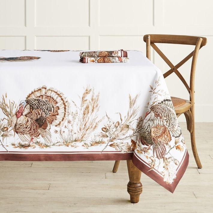 30 Best Thanksgiving Tablecloths Stylish Thanksgiving Tablecloth Ideas