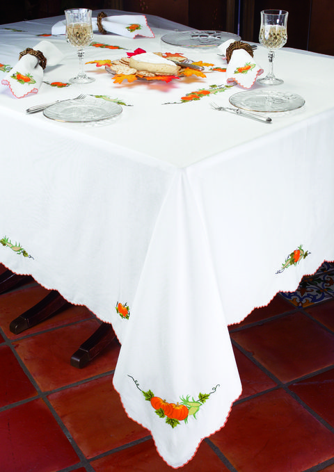 Stylish Thanksgiving Tablecloths Elegant Tablecloths For
