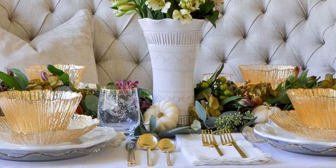 20+ Thanksgiving Table Decor Ideas - Thanksgiving Table Settings And ...