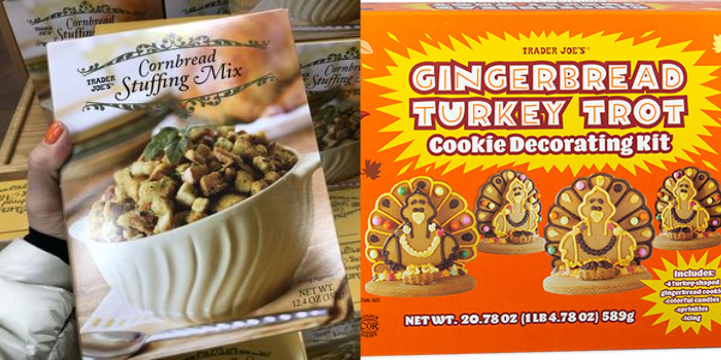 Trader Joe S Best Thanksgiving Items To Buy In 2020