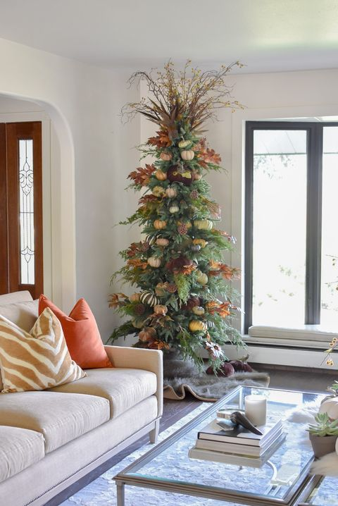 thanksgiving tree ideas home with holliday
