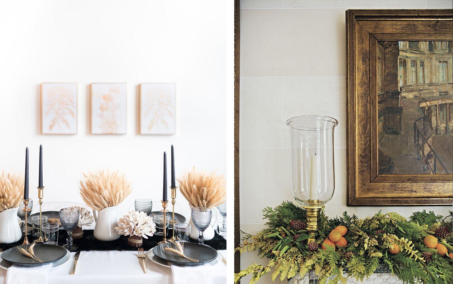 40 Chic Thanksgiving Decorations Best Thanksgiving Decor Ideas
