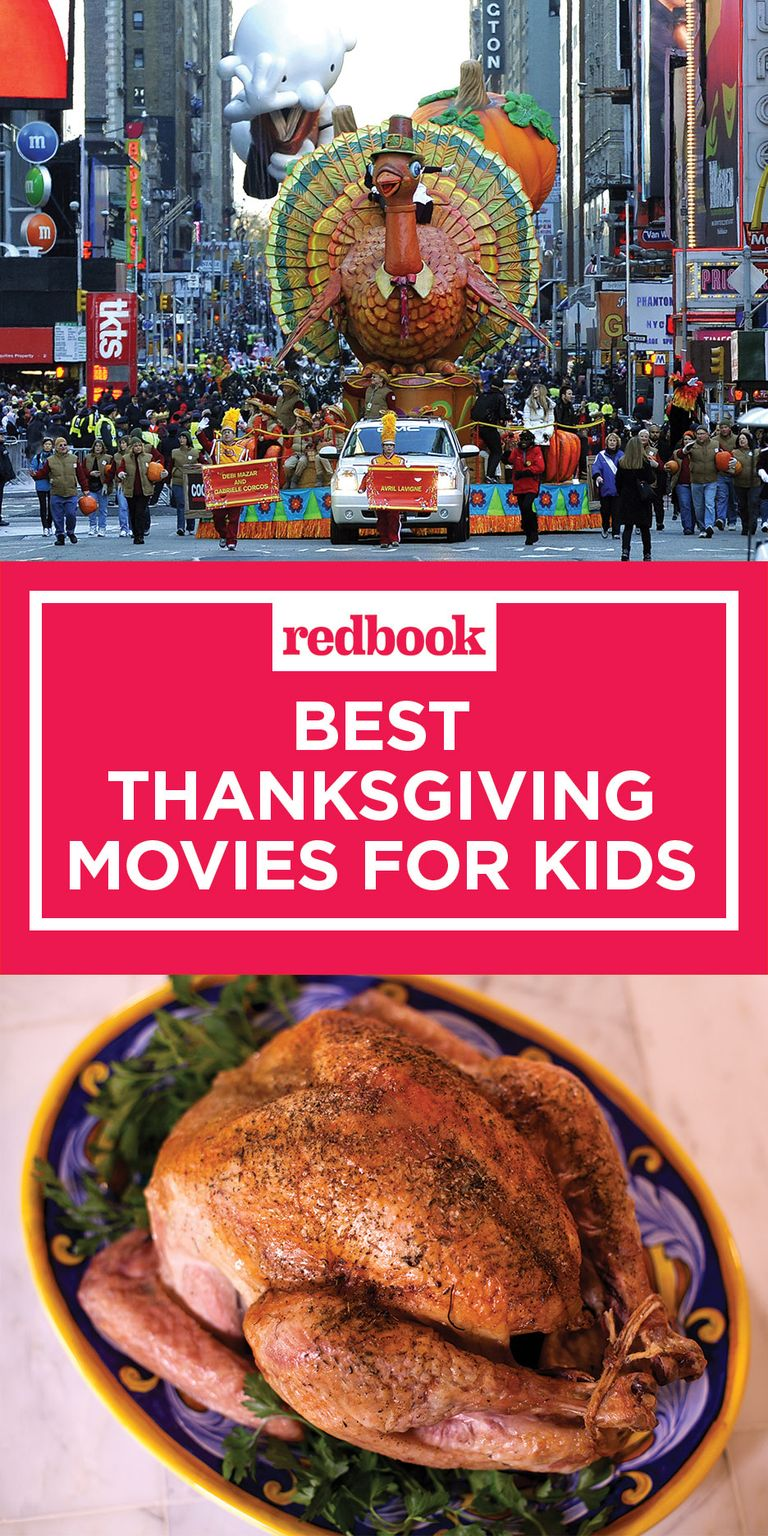 17 best thanksgiving movies for kids family friendly for Family friendly thanksgiving movies