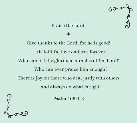 psalm 1031 3