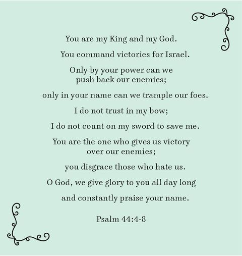 psalm 444 8