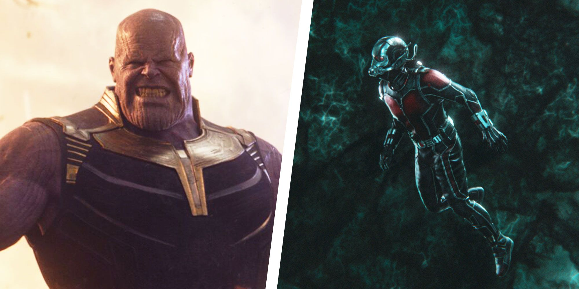 21 Memes of Ant-Man Crawling Up Thanos' Butt in 'Avengers: Endgame'