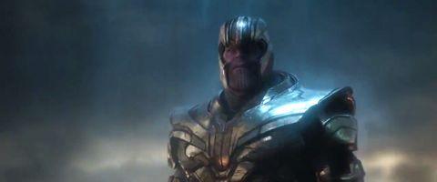 Thanos, Avengers: Endgame trailer
