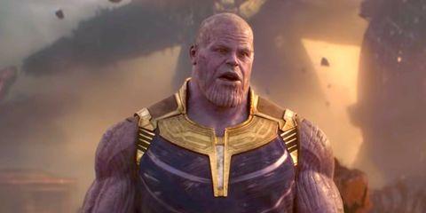 Qué piensa Thanos del trailer de \'Vengadores: Endgame\'? - Avengers 4