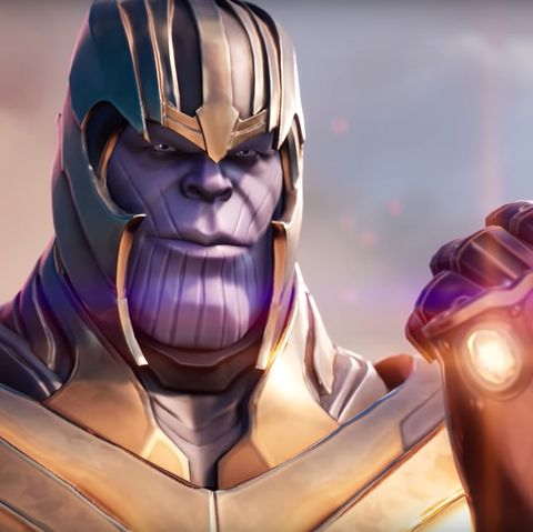 Avengers Endgame Crossover With Fortnite Announced As Thanos Hunts For The Infinity Stones
