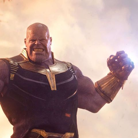 It Looks Like Thanos May Be Coming Back To Fortnite