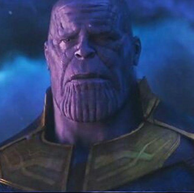 Thanos - Villanos