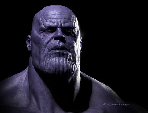 Vengadores\': 6 villanos que podrían ser el nuevo Thanos - Películas ...