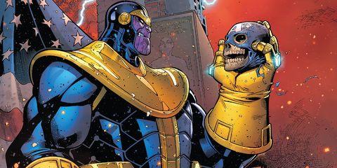 thanos novela titan consumed villanos vengadores 4